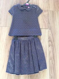 Girls outfit 6-7 years.