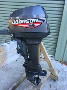 Johnson 8hp short shaft Smithton Circular Head Preview