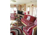 Beautiful caravan to rent Towyn, north wales