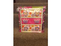Never opened Bead Bazaar Princess wooden storage chest & bead making accessories