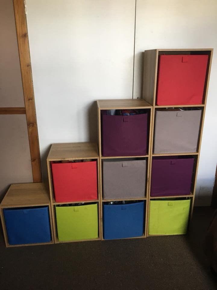 Miit Cube Storage Set In Arbroath