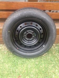 FORD AU BA BF WHEEL AND TYRE BRAND NEW Bonnells Bay Lake Macquarie Area Preview