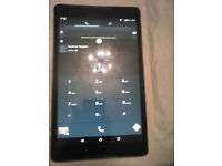 EE Harrier Android Tab Wi-Fi 3G-EE 16GB (Phone Tablet / Unlocked to any network )