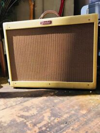 Fender Blues Deluxe Reissue Guitar Amplifier (40w all valve 1x12 amp) Combo