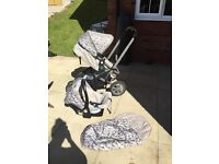 MOTHERCARE XPEDIOR TUSK, CAR SEAT AND ACCESSORIES