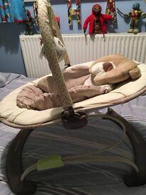 musical bouncy chair