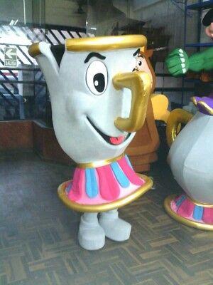 �ne und das Biest Maskottchen Kostüm Party Charakter (Chip-die Schöne Und Das Biest)