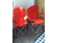 Camping Chairs folding for sale