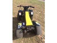 RAM 100 QUAD 2 STROKE IMMACULATE CONDITION