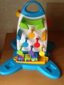 Fisher Price Tumble Blocks with sounds