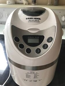 All in One Automatic bread maker