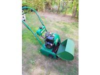 Suffolk punch cylinder mower in working order