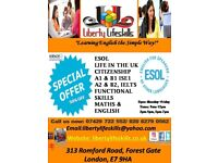 ENGLISH LESSONS, TESTS & COURSES FOR PAINTING, FLOORING & GARDENING WORK!!