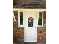Double Glazing Windows/Upvc doors/composite