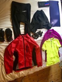 Women bike gear