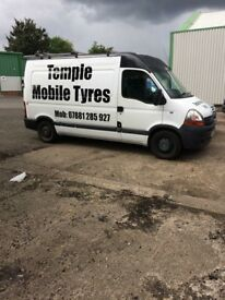 24/7 Mobile tyre service ( no call out charge during working hours)