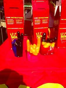 WAX HANDS AT MARKETS , FAIRS & FESTIVALS Newcastle Newcastle Area Preview