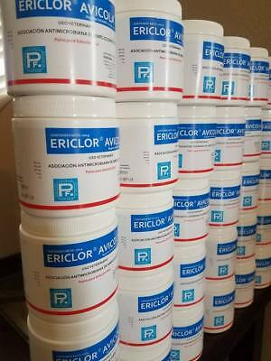Ericlor Avicola 100g Great Antibacterial For Poultry