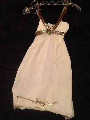 Kleopatra Sexy Kleid Pailletten Halloween Teen Einheitsgröße California Kostüme