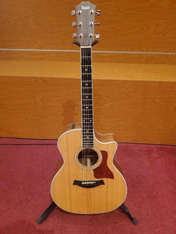 Taylor 414ce Acoustic Electric Guitar w Case