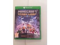 minecraft story mode xbox one game