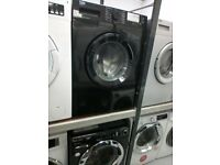 Beko 7Kg Washing Machine with 1200 rpm - Black - Ex Display ( 12 Months Warranty