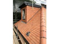 Professional roofing works , emergency roofing