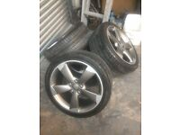 Genuine Audi a1 / s1 alloys