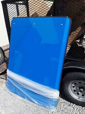 Ls New Holland Ford Tractor Canopy Steel Painted Blue Read Description