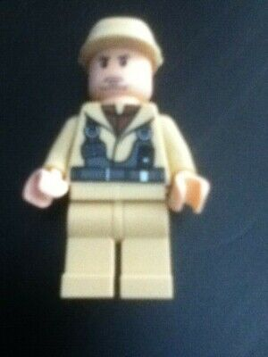 Fedora Hat from set 7195 7622 7628 7623 7627 Lego Indiana Jones Head 7198