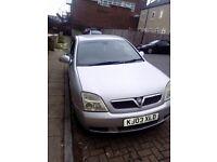 Vauxhall vectra 2.0 Diesel, strong car, long mot