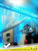 CURTAIN PHOTOBOOTH HIRE + FREE 1 HOUR Mount Druitt Blacktown Area Preview