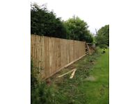 Outdoor Solutions Fencing , feather edge ,panel ,fencer , block paving, fencing installer