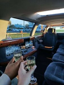 Limousine Hire for Weddings and Charters
