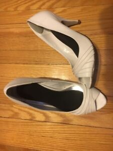 White Shoes Size 40