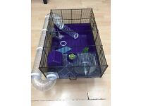 hamster cage from pets at home large size