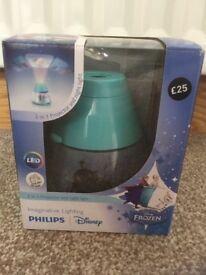 Philips Frozen nightlight and projector