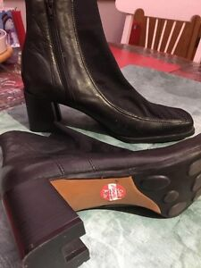 Size 12B Leather Boots
