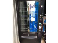 Cafe Vend Vending Machine - Good condition - worth £1500 - after a quick sale hence the lower price.