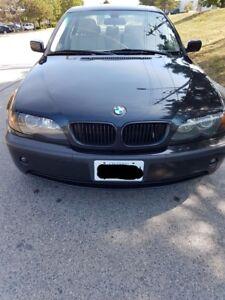 2005 BMW e46 325 xi