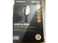 Sandstream HDMI to HDMI Cable 2M