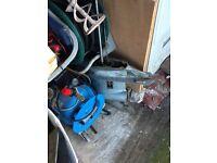 Outboard gear case