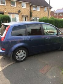 Ford Focus C Max 2006 1.8 petrol breaking for spares, Ford Focus may sell whole, breaking