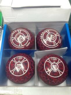 Aero Optima Lawn Bowls
