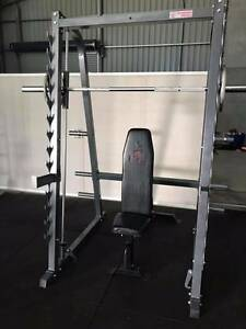 Commercial Smith Machine Goonellabah Lismore Area Preview