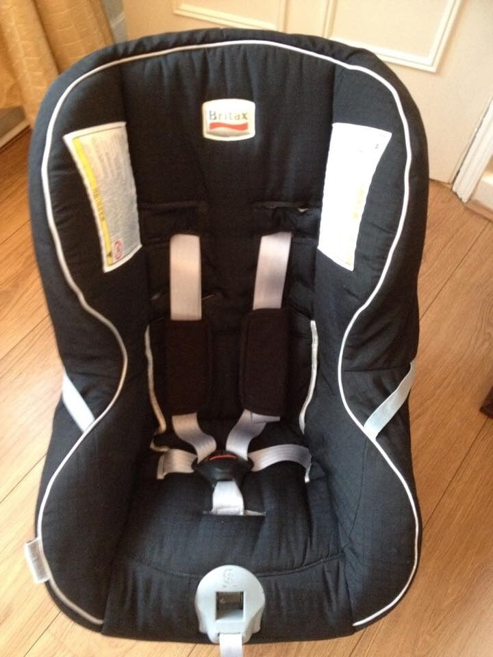 Britax Eclipse Forward Facing Car Seat