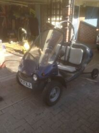 secma qpod 50cc running not meny about now £1650 ono