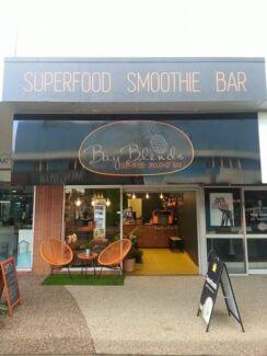 Cafe/ Smoothie Bar for sale