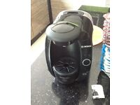 Bosch tassimo coffee machine with extras full working order