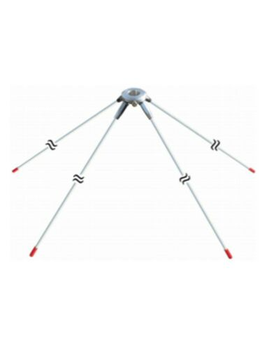 PROCOMM PCGPK-1 GROUND PLANE RADIAL KIT FOR PROTRON PT99 CB BASE ANTENNA